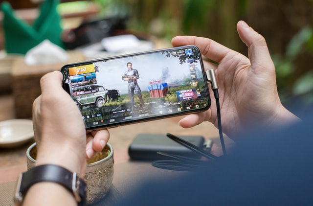 Gaming on mobile